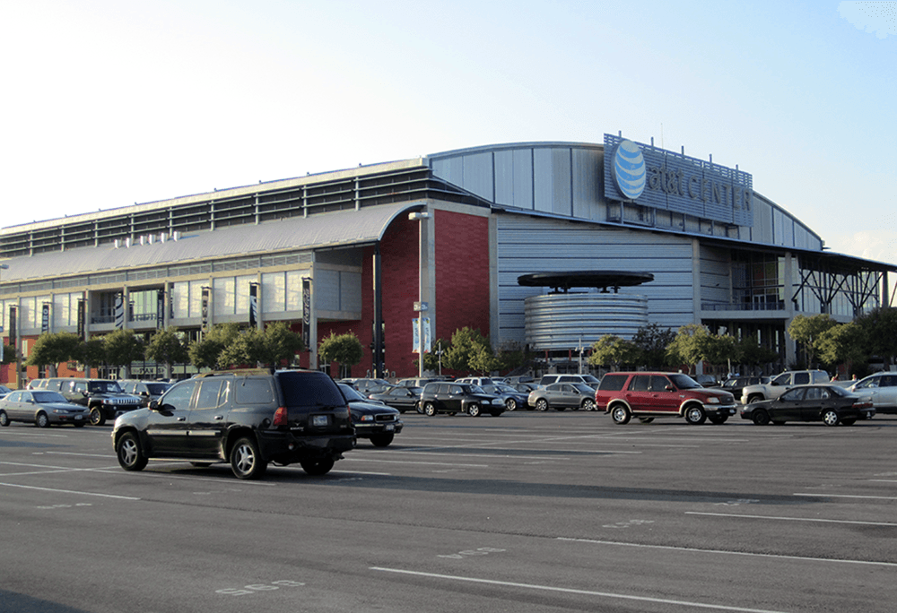 Traffic management plan creates easier access for AT&T Center