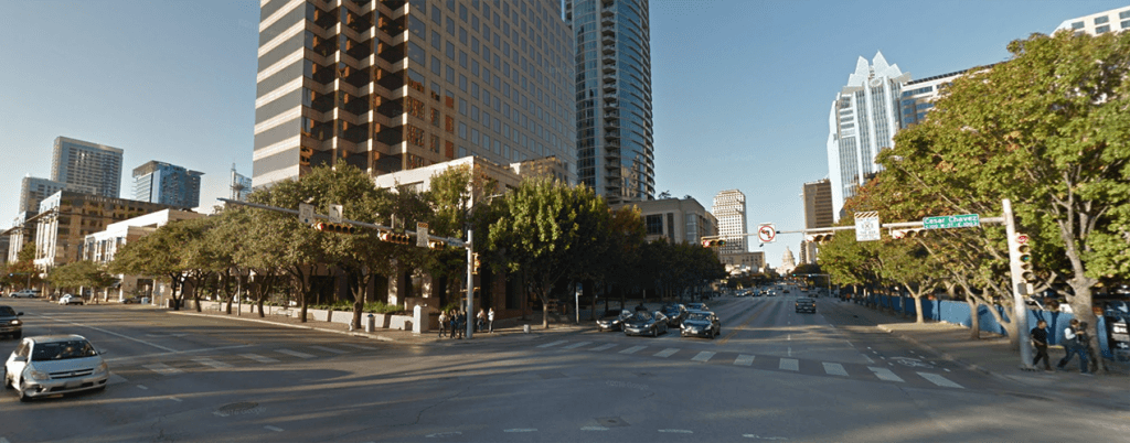 Cesar Chavez Innovative Congestion Relief Study