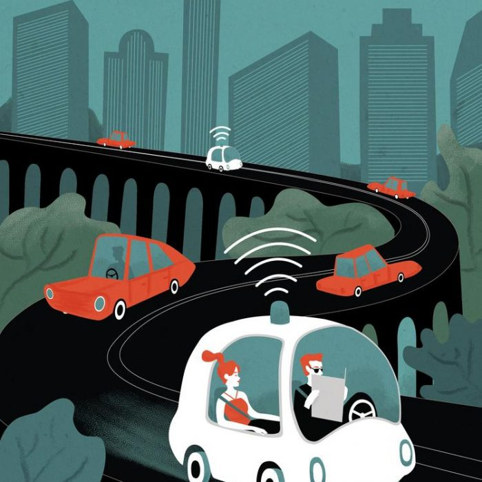 The future of the automobile is autonomous, and your business is likely to feel the effect – The Business Journals